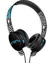 SOL REPUBLIC x Steve Aoki Tracks HD V10 Headphones