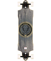 Arbor Cypher 38 Drop Through Longboard Complete