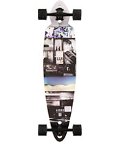 Arbor Mindstate 37.5 Walnut Drop Through Longboard Complete