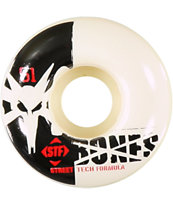 Bones Standard 51mm STF Skateboard Wheels