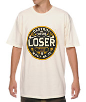 Loser Machine Original Flavor Natural Tee Shirt