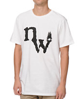 Bandwagon NW 2. Grow White Tee Shirt