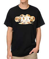10 Deep XXX Inc. Black Tee Shirt