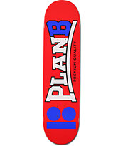 Plan B KTFO 8.0 Team Skateboard Deck