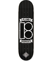 Plan B Paul Rodriguez Pinstripes 8.0 Skateboard Deck