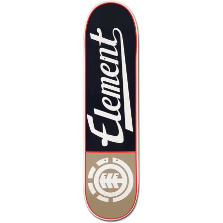 Element Script Forestal 7.75 Skateboard Deck