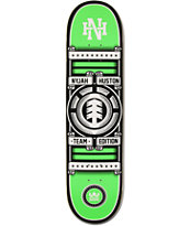 Element Nyjah Huston Rollin 8.0 Skateboard Deck