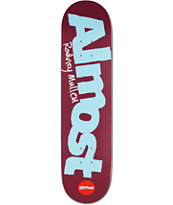 Almost Rodney Mullen Color Block 7.75 Skateboard Deck