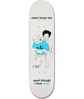 Enjoi Caswell Berry Mom 8.0 Steroids Skateboard Deck