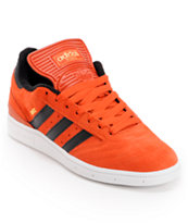 Adidas Busenitz Pro Chili, Black & White Skate Shoe