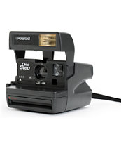 The Impossible Project Refurbished Polaroid OneStep CloseUp Camera
