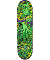 Creature Spirit Animal Al Partanen P2 8.1 Skateboard Deck