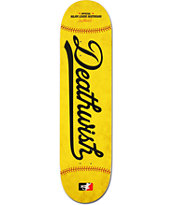 Deathwish Dragon Yellow 8.0 Skateboard Deck