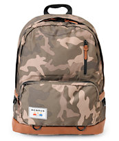 Benrus Infantry Woodland Camo Backpack