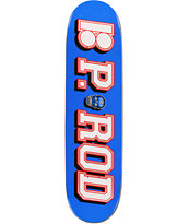 Plan B P-Rod Game Day 8.125 Skateboard Deck