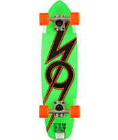 Sector 9 The 83 Green 28 Cruiser Complete