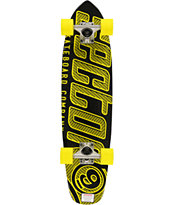 Sector 9 The Wedge Black 31 Cruiser Complete