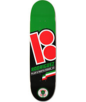 Plan B P-Rod Flags 8.1 Skateboard Deck