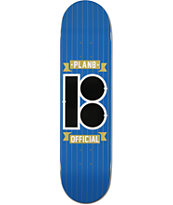 Plan B Official Team 8.0 Skateboard Deck