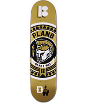 Plan B Danny Way Crest 2 8.125 Skateboard Deck
