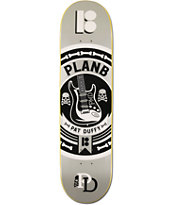 Plan B Duffy Crest 2 8.0 Skateboard Deck