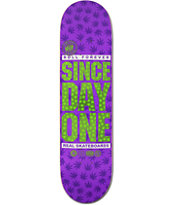 Real x HUF Since Day One 8.25 Skateboard Deck
