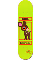 Girl x Sanrio Kennedy Hello Kitty 8.0 Skateboard Deck