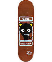 Girl x Sanrio Rick McCrank Hello Kitty 8.25 Skateboard Deck