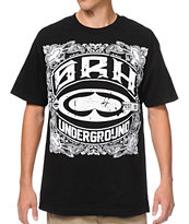SRH Deserted Black Tee Shirt