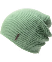 Spacecraft Quinn Fern Green Slouch Beanie