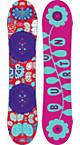Burton Chicklet 125cm Girls Snowboard