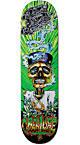 """Creature Gravette Hippie 3 8.26""""  Skateboard Deck"""
