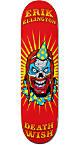"Deathwish Ellington Clowns 8.25"" Skateboard Deck"