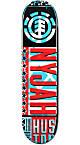 "Element Nyjah Bill 8.0"" Skateboard Deck"