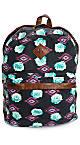 Empyre Robin Floral Tribal Backpack