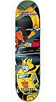 "Primitive x Transformers Ribeiro Bumblebee 8.125"" Skateboard Deck"