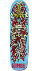 """Surprise Tall Boy Dagger 9.0"""" Skateboard Deck"""