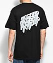 10 Deep 3D camiseta negra