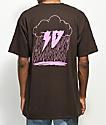 10 Deep Bad News Brown T-Shirt