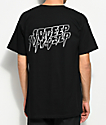 10 Deep Fade To Black Black T-Shirt