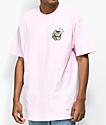 40s & Shorties Cash Phone Pink T-Shirt