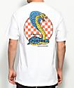 40s & Shorties Cobra White T-Shirt