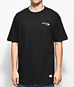 40s & Shorties The Plug Black T-Shirt