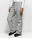 686 Standard Light Grey 5K Snowboard Pants