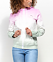 A-Lab Kenlie Pink & Mint Ombre Jacket