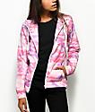 A-Lab Kenlie Pink Camo Windbreaker Jacket
