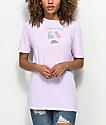A-Lab Leema Literally Dino Pink Boyfriend T-Shirt