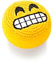 Adventure Imports Emoji Grin Footbag