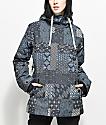 Airblaster Posh Japanacana Blue 15K Snowboard Jacket