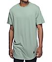 Akomplice Moan Elongated Sage T-Shirt